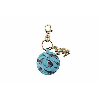 Wild Thoughts Otter Keyring