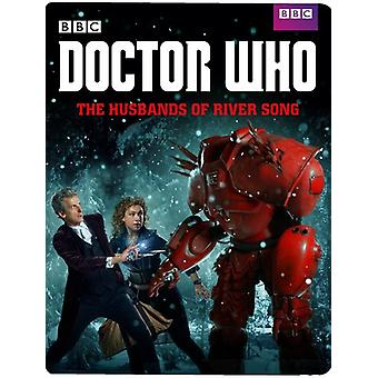 Doctor Who: The Husbands of River Song [DVD] USA import