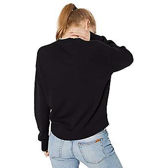Brand - Daily Ritual Women' s 100% Cotone Maglione a maniche lunghe,...