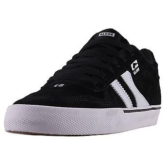 Globe Encore 2 Mens Skate Trainers in Black White