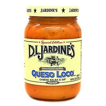 D.L. Jardine's Queso Loco Cheese Salsa & Dip