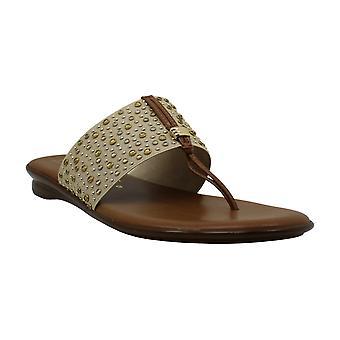 ITALIAN Shoemakers Natural Woman's Sandal Afia (9)