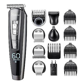 Professional Hair Trimmer Waterproof Clipper,  Electric Cutting Machine