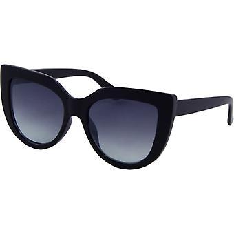 Sonnenbrille Damen  Chic  Kat. 3 schwarz (6510)