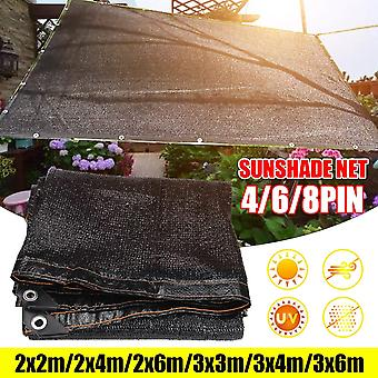 Sunshade Net Anti Uv 85% Shading Rate, Outdoor Garden Sunblock Shade Cloth