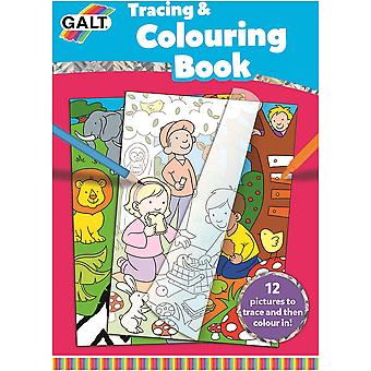 Galt Tracing e Coloring Book