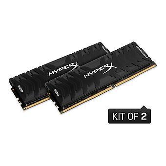 RAM-muisti Kingston HX432C16PB3K2/16 16 Gt DDR4 PC4-25600 (2 kpl)