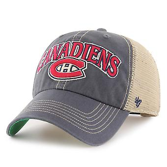 47 Brand Trucker Cap - Tuscaloosa VINTAGE Montreal Canadiens