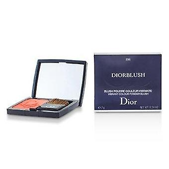 DiorBlush Vibrant Colour Powder Blush - # 896 Redissimo 7g or 0.24oz
