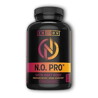 Zhou Nutrition N.O. Pro, 120 Veg Caps