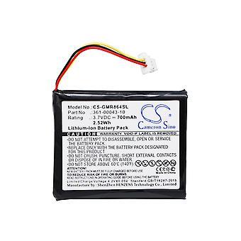 Dog Collar Battery for Garmin 010-01069-01 Delta Handheld Sport XC Upland GAD007