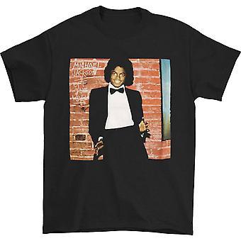 Michael Jackson MJ Off the Wall Closeup T-shirt
