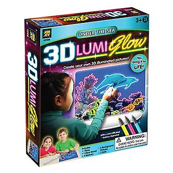 Amav - under the sea 3d lumi glow
