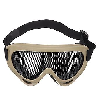 Outdoor Eye Protective Comfortable Airsoft, Safety Tactical Eye Protection-