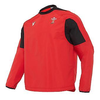 2020-2021 Gales Contacto Top (Rojo)