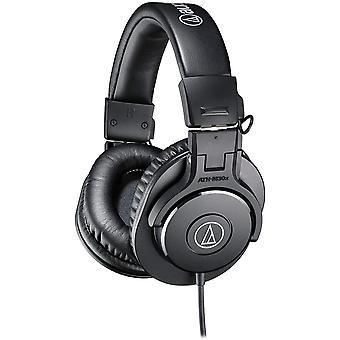 Audio-technica ath-m30x ammattistudiomonitorikuulokkeet, musta