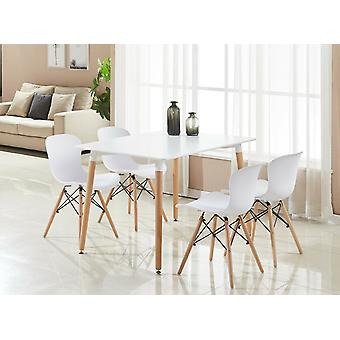 Alonzo Mila Dining Set