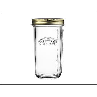 Kilner Preserve Jar Wide Mouth 0.5L 0025.888