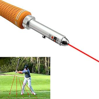 Golf Swing Corrector, Laser Plane Trainer, Golf Swing-fly Til Training Aid