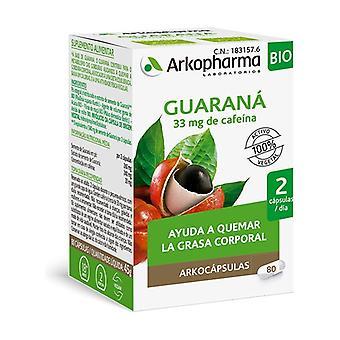 Arkocápsulas Guarana 80 kapsler