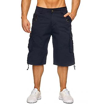 Cargo Capri Shorts aventure été Jeans Bermuda court pantalon Short hommes chaud