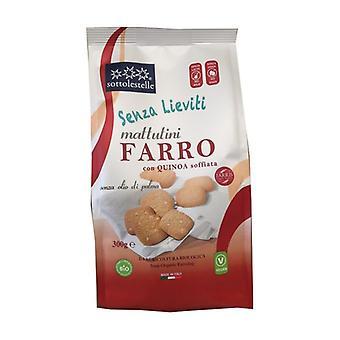 Mornings Of Farro And Puffed Quinoa 300 g