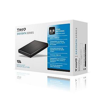 """External Box TooQ TQE-2522B HD 2.5"""" USB 3.0"""