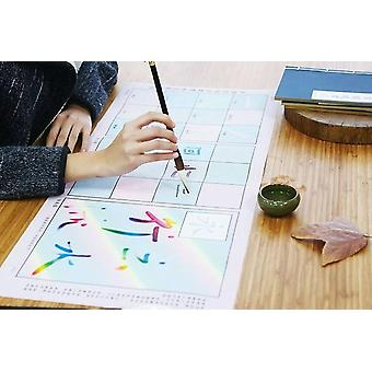 Multi-function Water Drawing Cloth For Painting And Calligraphy