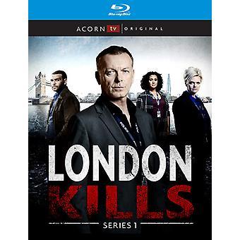 London Kills: Series 1 [Blu-ray] USA import