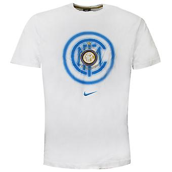 Nike Homme Inter Milan Football Club 100 Anniversary T-Shirt Graphic 238074 100