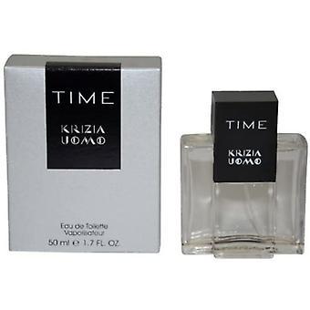 Krizia Time Uomo Eau de Toilette Spray for Men 50 ml