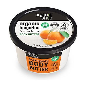 Body Butter 250 ml