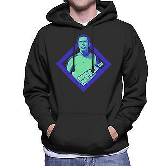 Space 1999 Commander John Koenig Men's Hooded Sweatshirt