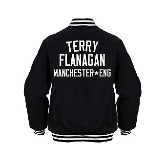 Terry Flanagan Boxing Legend Jacket