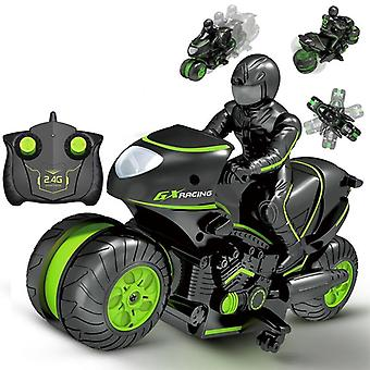 Távirányító motorkerékpár (zöld)