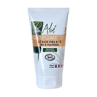 Organic exfoliating face gel 150 ml