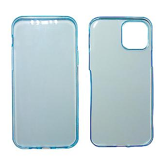 Full Cover kompatibilis iPhone 12 | TPU Blue |