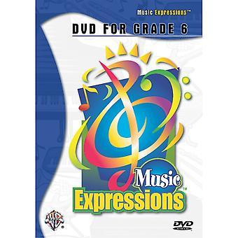 Musikausdrücke Klasse 6 (Mittelschule 1): DVD