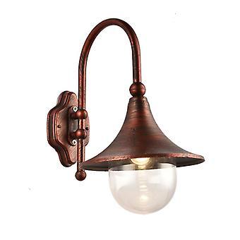 Large Speaker Wall Lamp, Waterproof Garden Outdoor Light
