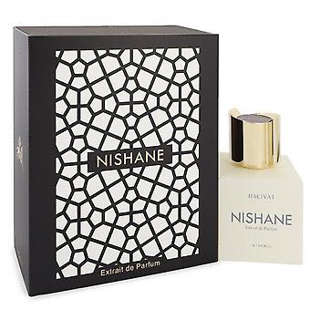 Hacivat Extrait De Parfum Spray (Unisex) By Nishane 3.4 oz Extrait De Parfum Spray