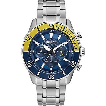 Montre-bracelet Bulova 98A245 Homme's Chronograph Steel Bracelet Bracelet