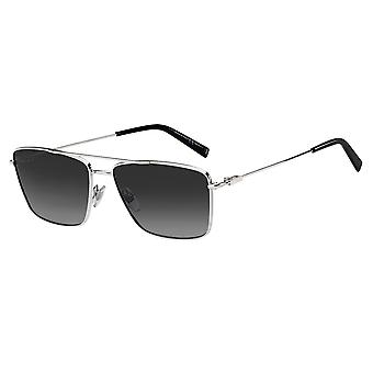 Givenchy GV7194/S 010/9O Palladium/Dark Grey Gradient Sunglasses
