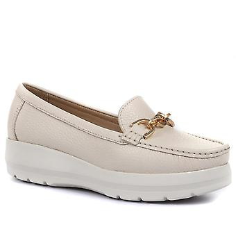 Jones 24-7 Womens Goldfinch Casual Ladies Loafers
