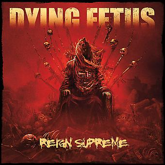 Dying Fetus - Reign Supreme [CD] USA import