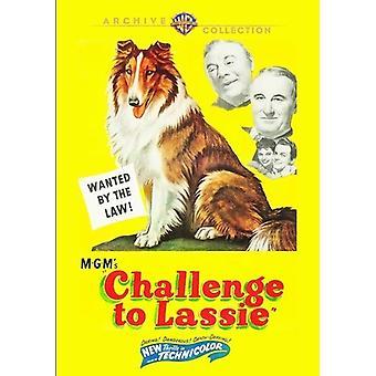 Défi de Lassie (1949) import USA [DVD]