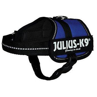 Julius K9 sele Julius K9 blå (hunder, krage, fører og seler, seletøy)