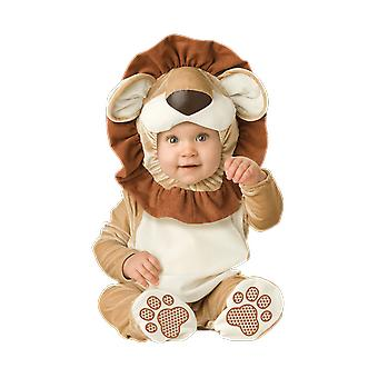 Baby Age 6 - 24 months Lion Costume Halloween Animal Toddler Fancy Dress