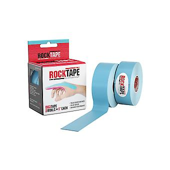 Rocktape Finger Tape Adhesive Kinesiology Tape 2.5cm x 5m - Electric Blue