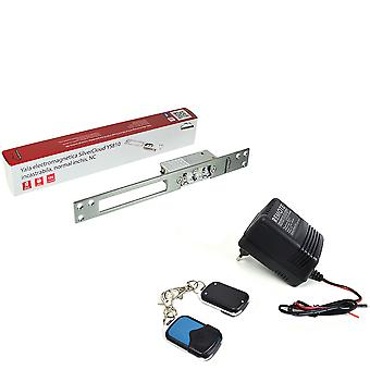 SilverCloud Wireless Door Automation Kit - 2 AP101 and YA electromagnetic YA810
