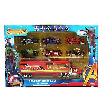 Spielzeug-Set, Blitz Sturm LKW, Legierung Auto, Metall sterben Casting Spielzeug